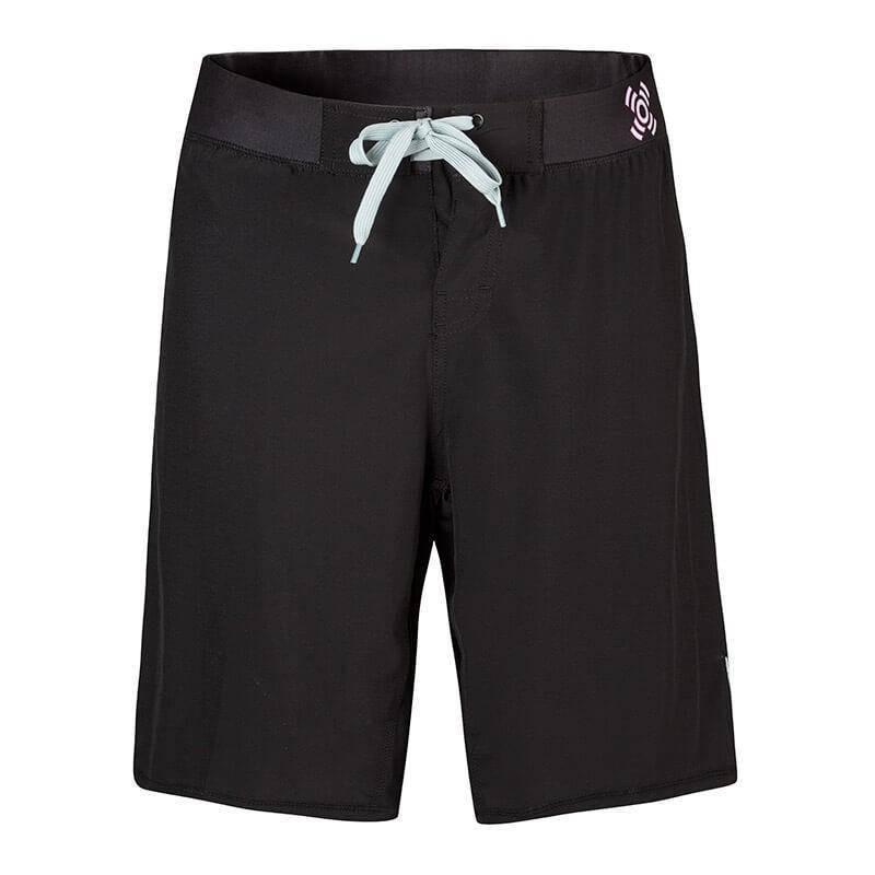 Pro Light Shorts - Black-blue