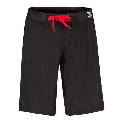 Pantalón Pro Light - Negro-rojo