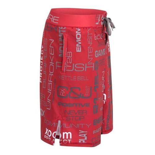 Pantalón Pro Light - Text-Rojo