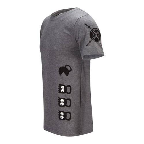 T-shirt PacMan - Grey