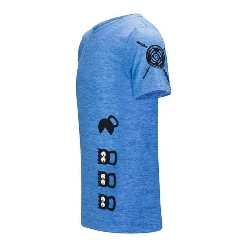 T-shirt PacMan - Blue