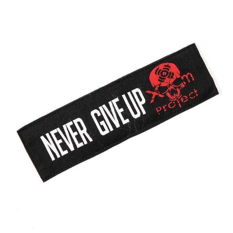 Parche - Never Give Up