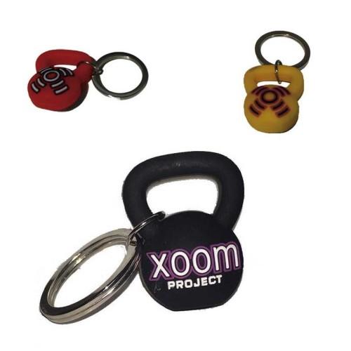 kettlebell Key ring