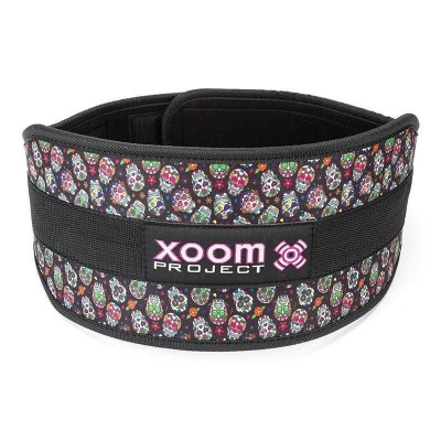 Cross-Training Belt - Mexican skulls