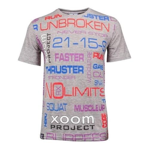 Camiseta Vocabulario - Gris