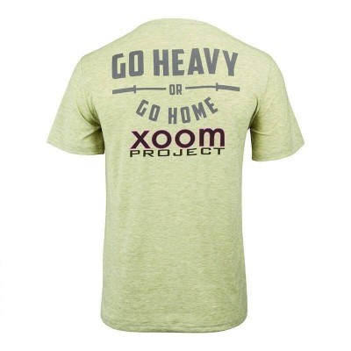 T-shirt Go Heavy - Green