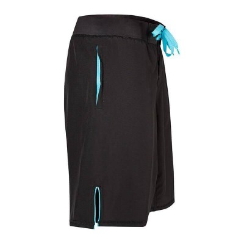 Pro Light Shorts - Camo Yellow